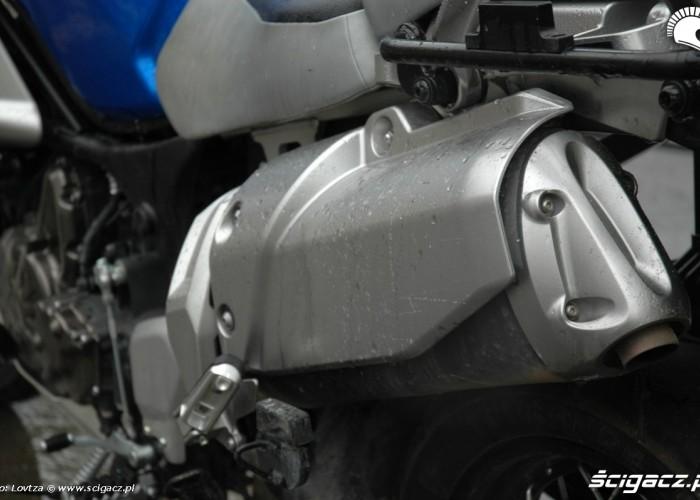 wydech pojedynczy Yamaha XT1200Z Super Tenere