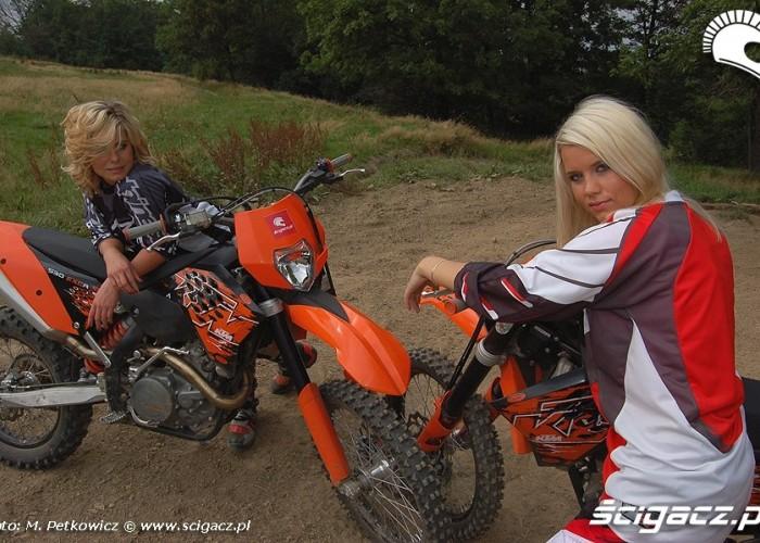 ktm exc-r 2008 dziewczyny 4
