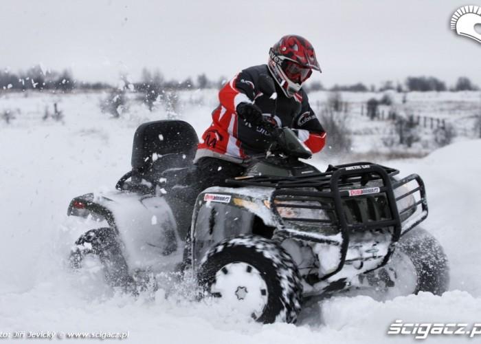 ATV Arctic Cat 700 TRV H1 EFI 4x4
