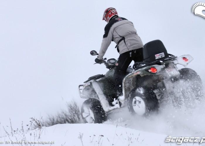 ATV Arctic Cat H1 TRV 700 EFI