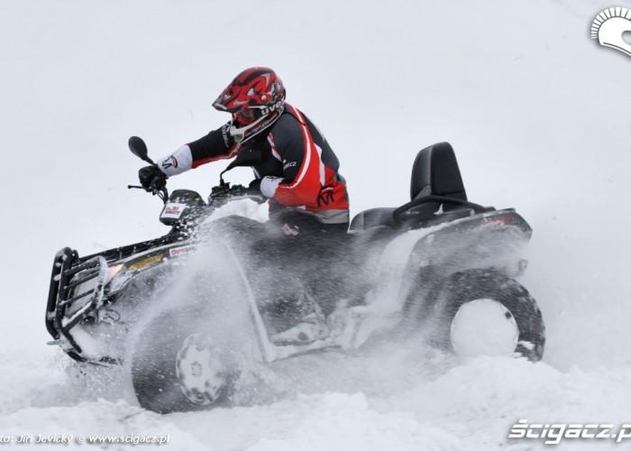 ArcticCat TRV700 H1 EFI