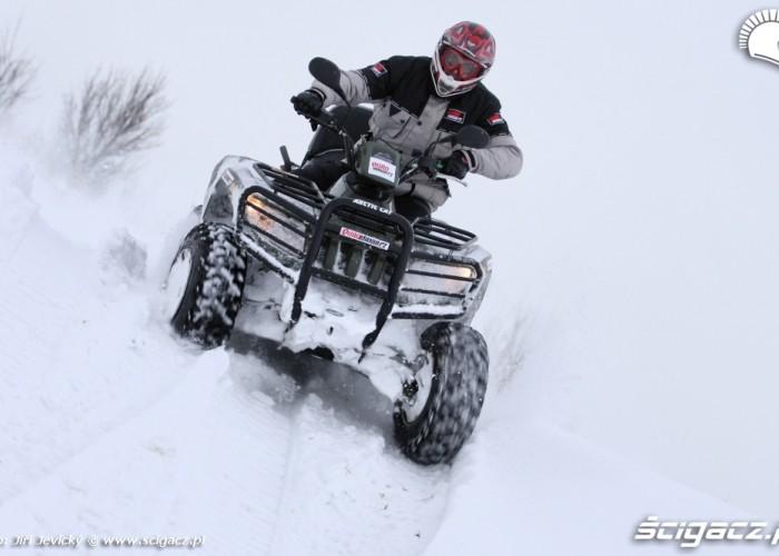 Quad TRV 700 H1 EFI Arctic Cat