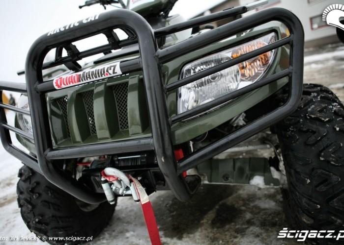 oslony przod quad Arctic Cat 700 TRV H1