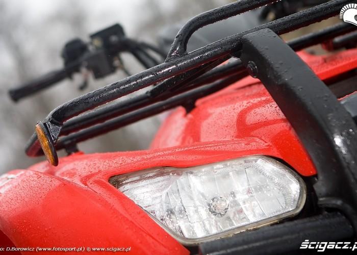 kampa przednia trx420 rancher fourtrax honda test a mg 0122