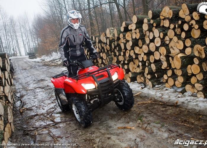 pomoc scinka drewna trx420 rancher fourtrax honda test a mg 0162
