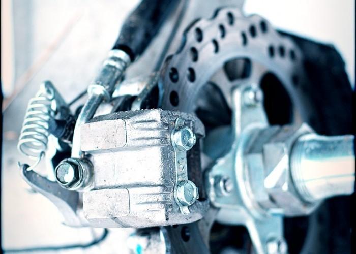 Kawasaki KFX450R tylni hamulec