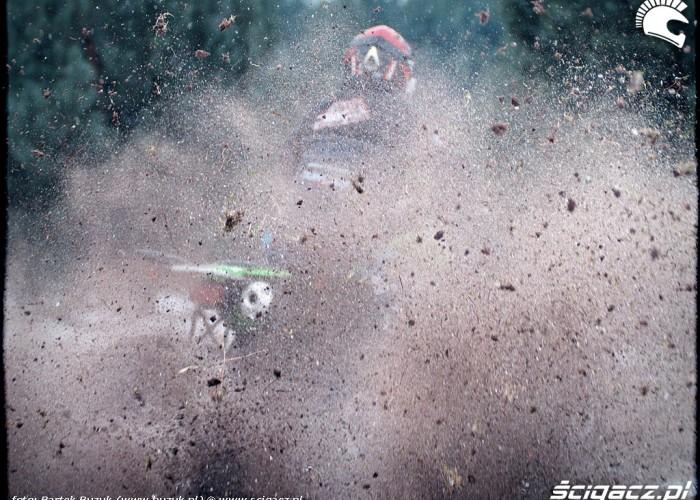 Kawasaki KFX450R uzyznia glebe