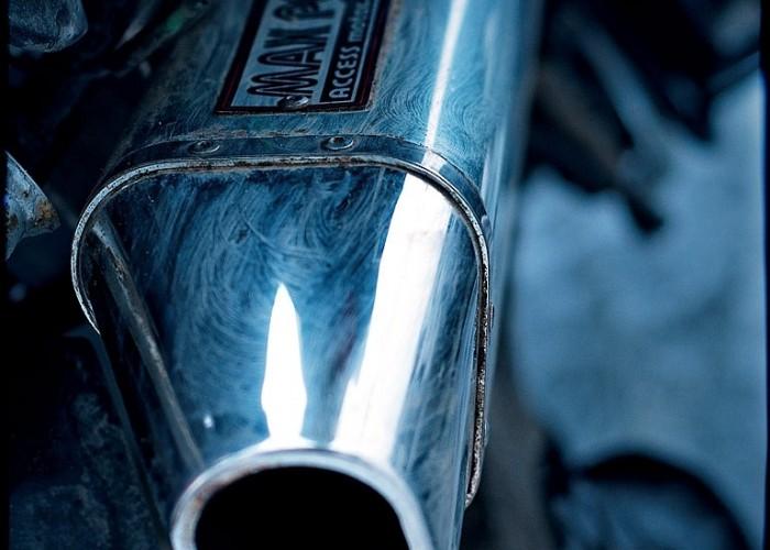 Lucky Star AM-SP450S koncowka wydechu