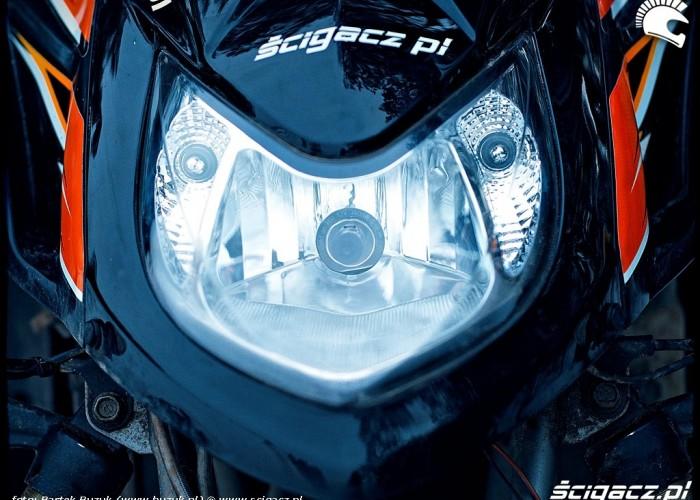 Lucky Star AM-SP450S lampa przod