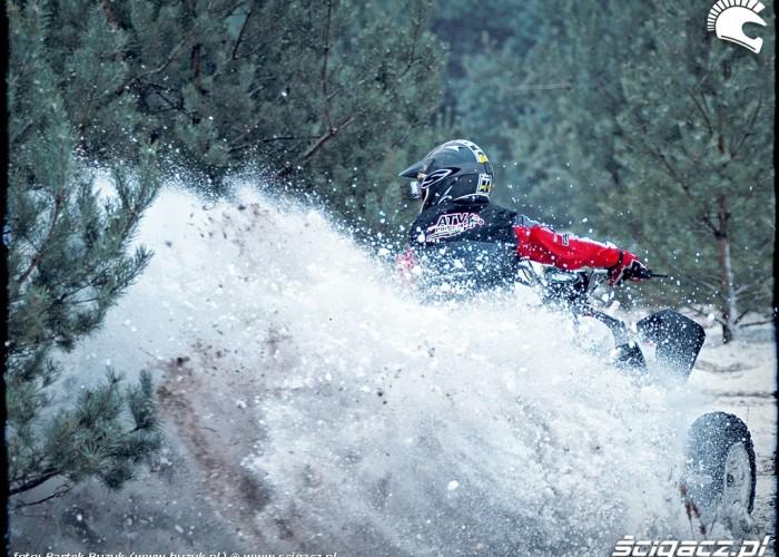 Lucky Star AM-SP450S sypie sniegiem