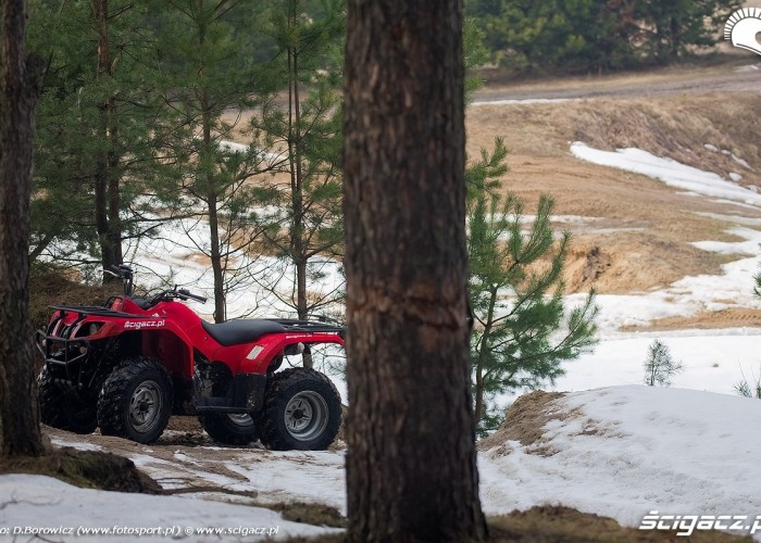 zamarzniete jezioro grizzly 350 yamaha test a mg 0031