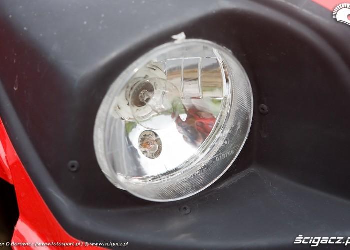 przedni reflektor ors 150 zumico a mg 0323