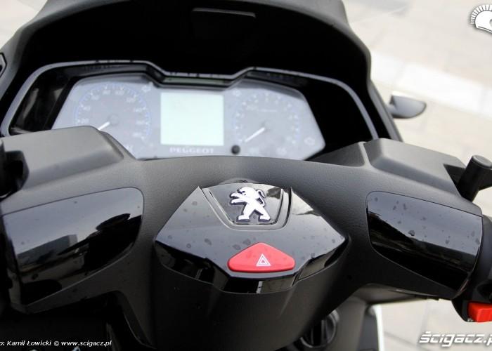 Kierownica Peugeot Metropolis 400i
