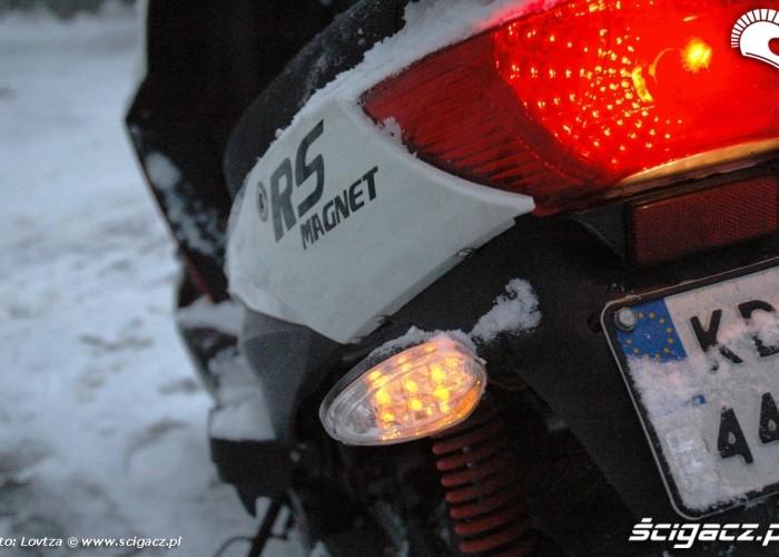 Magnet RS Diodowe kierunki