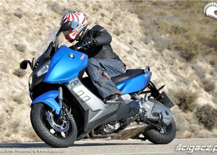 BMW C600 Sport 2012