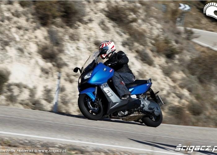 BMW C600 Sport 2012 Hiszpania
