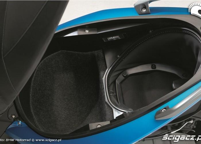 Bagaznik otwarty BMW C600 Sport