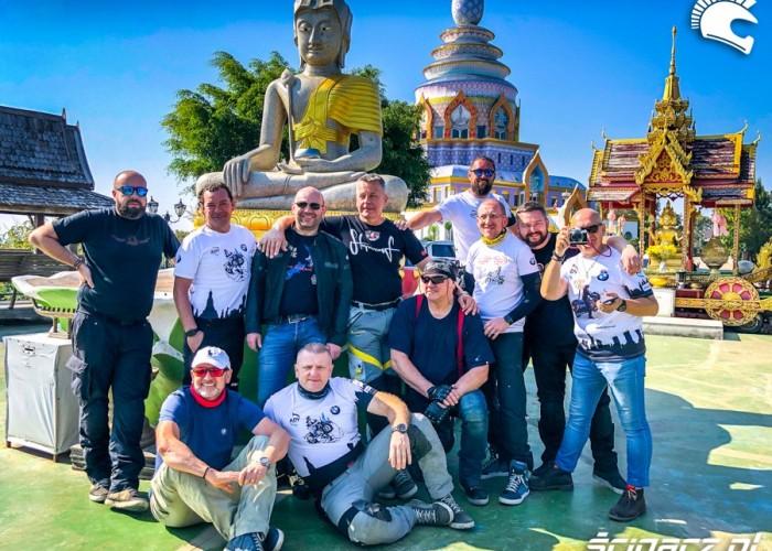 Tajlandia na motocyklu ADVPoland 144