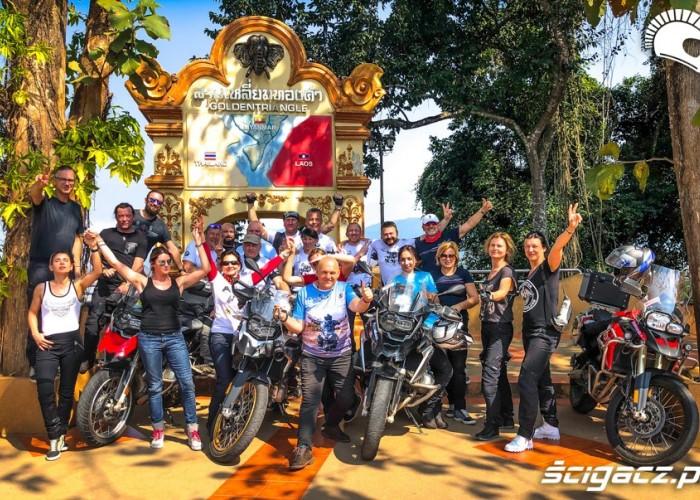 Tajlandia na motocyklu ADVPoland 150
