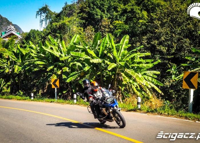 Tajlandia na motocyklu ADVPoland 250