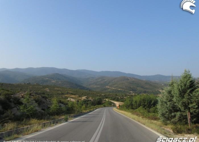 54 grecja-droga w kier macedonii