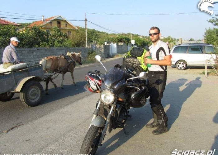 albania-w drodze do czarnogory