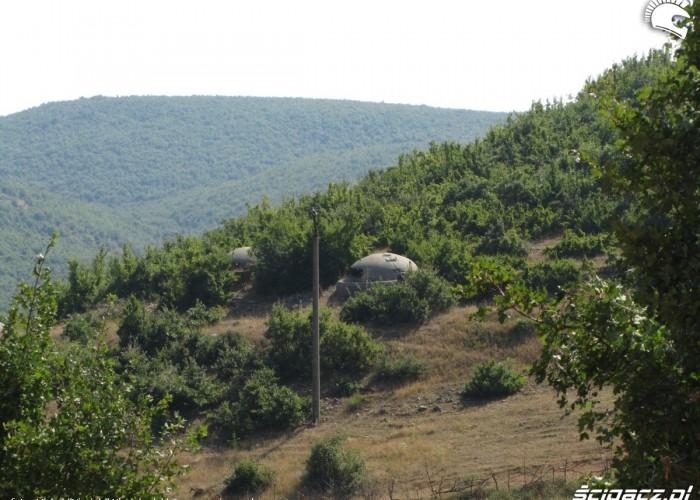albania tuz za przejsciem granicznym