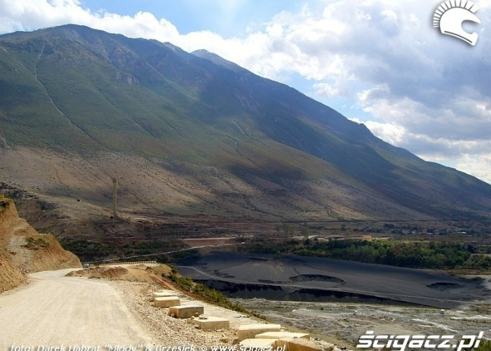 Albania - krajobraz