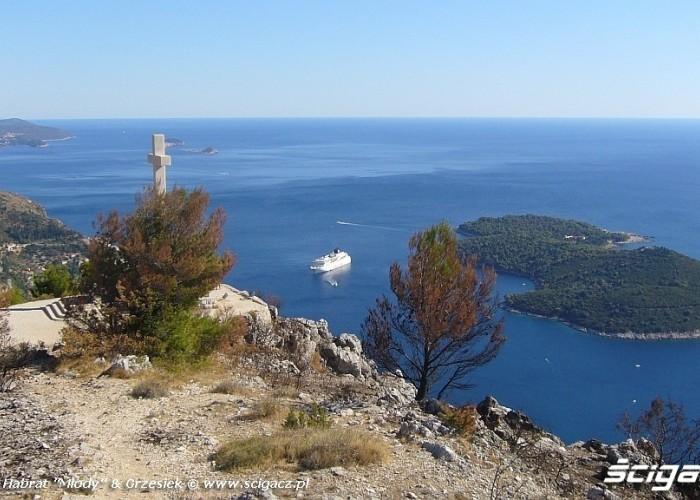 Chorwacja - Krajobraz morski