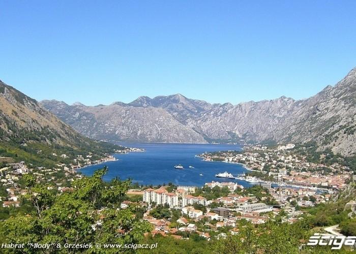 Czarnogora - dolina