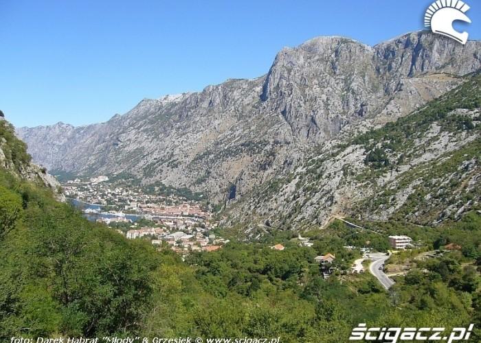 Czarnogora - gory