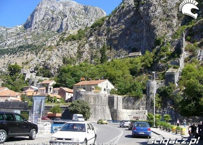 Czarnogora - miasto