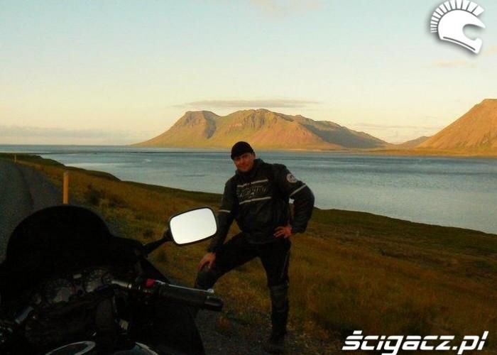 darek long way islandia 2008
