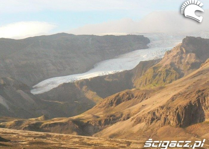 lodowy jezyk long way islandia 2008