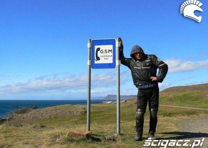 tu jest zasieg long way islandia 2008