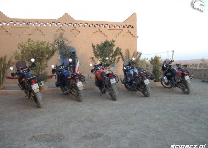 parking motocyklowy