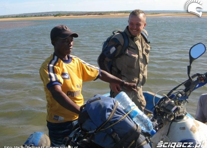 1 motoafryka2 motosyberia reaktywacja wodowanie motocykli