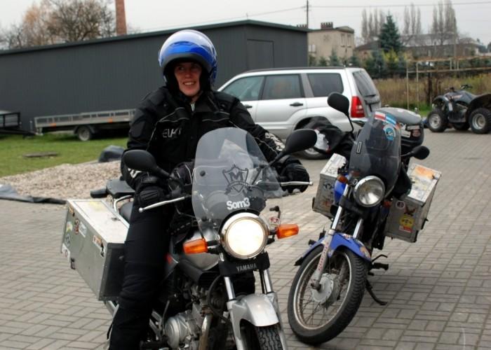 14a Elke Pahl Yamaha YBR