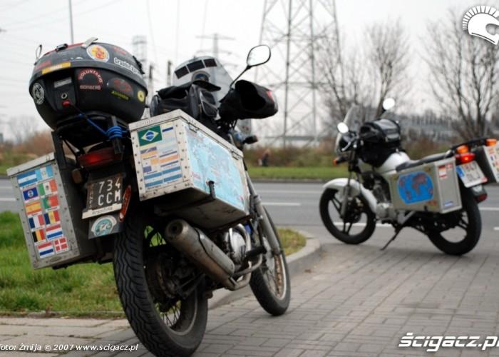 18 La Garota i Milton opuszczaja Polske