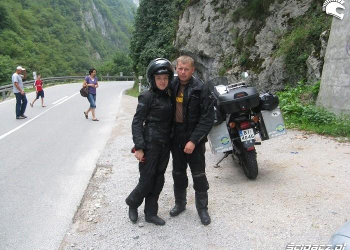 Marta i Rafal BiH MotoEuro