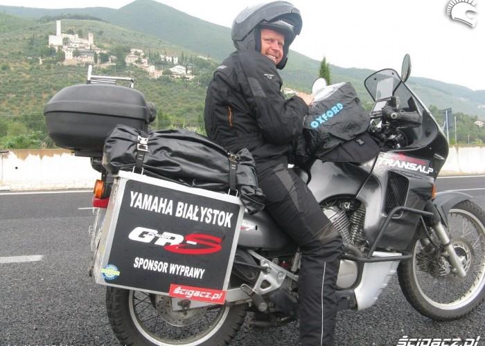 Rafal Wlochy Honda MotoEuro