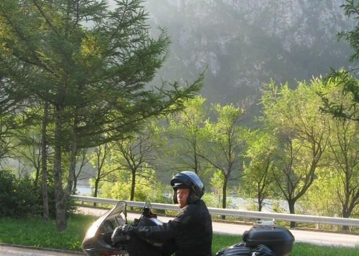 Wlochy na motocyklu MotoEuro