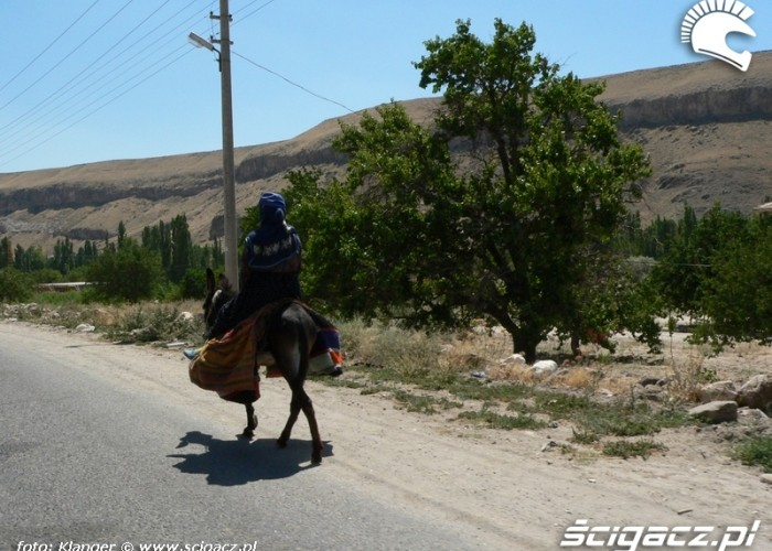 turcja srodkowa skuterem do turcji