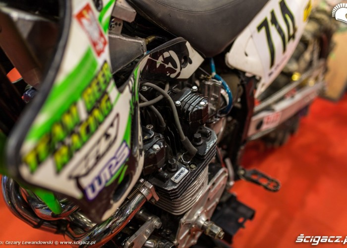 Warszawa Moto Expo 2017 motor