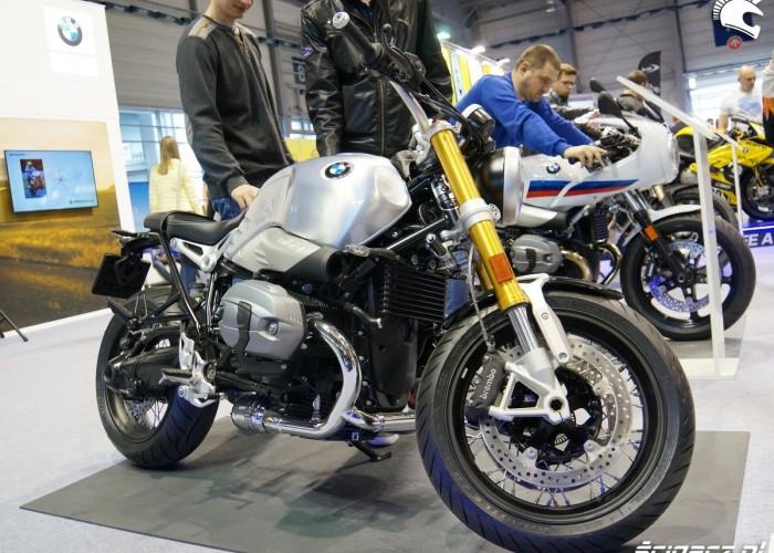 BMW R NineT Poznan Motor Show 2017