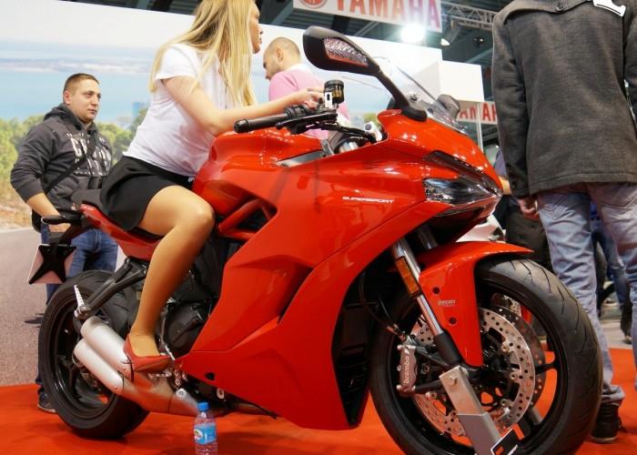 Ducati Supersport Poznan Motor Show 2017