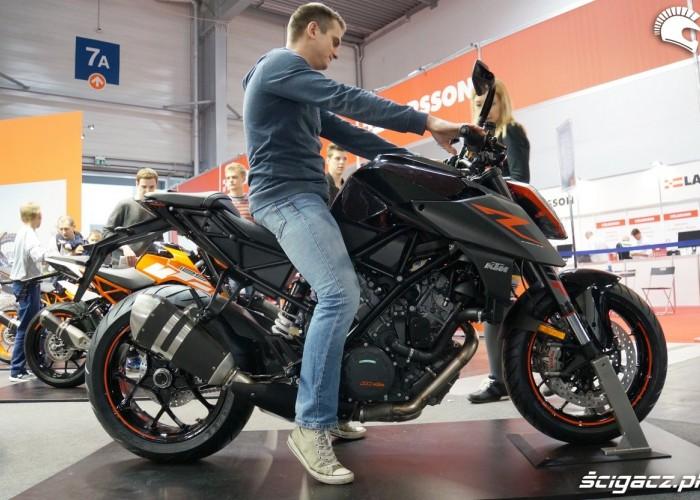 KTM Duke R Poznan Motor Show 2017