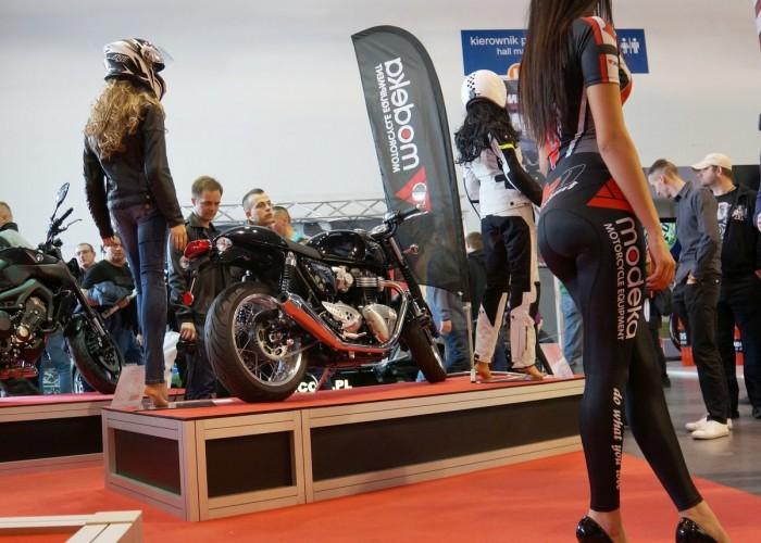 Natalia Modeka Poznan Motor Show 2017
