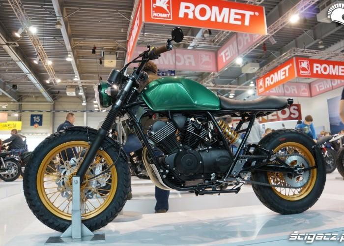 Romet Poznan Motor Show 2017