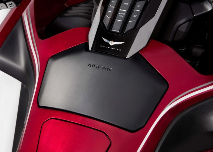 Honda GL1800 Gold Wing 2018 airbag